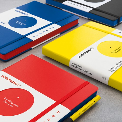Notebook Bauhaus Edition