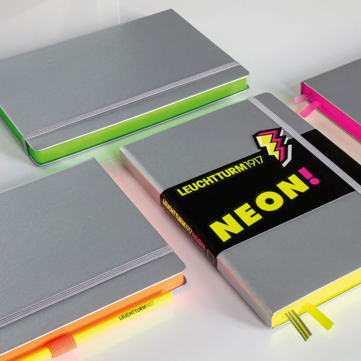Notebook Neon! Edition