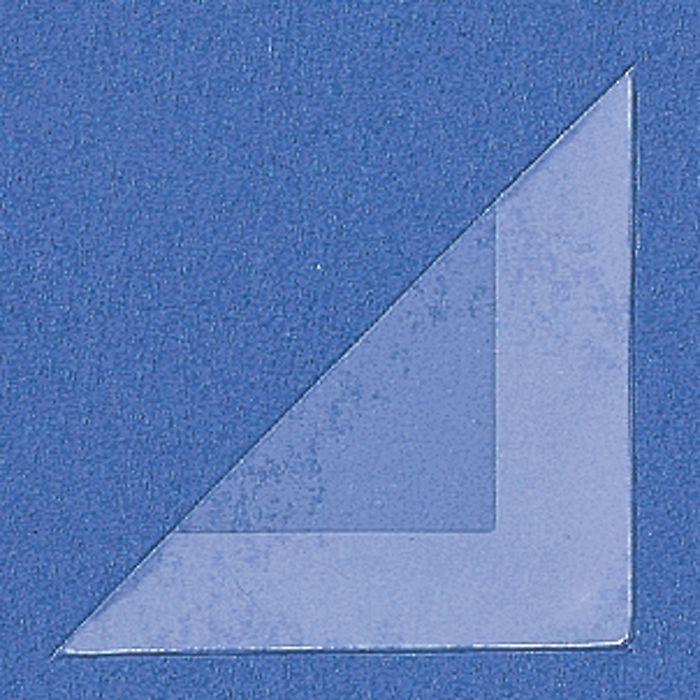 Corner Mounts 32x32mm Adhesive