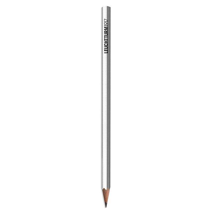 Pencil HB, LT1917, silver