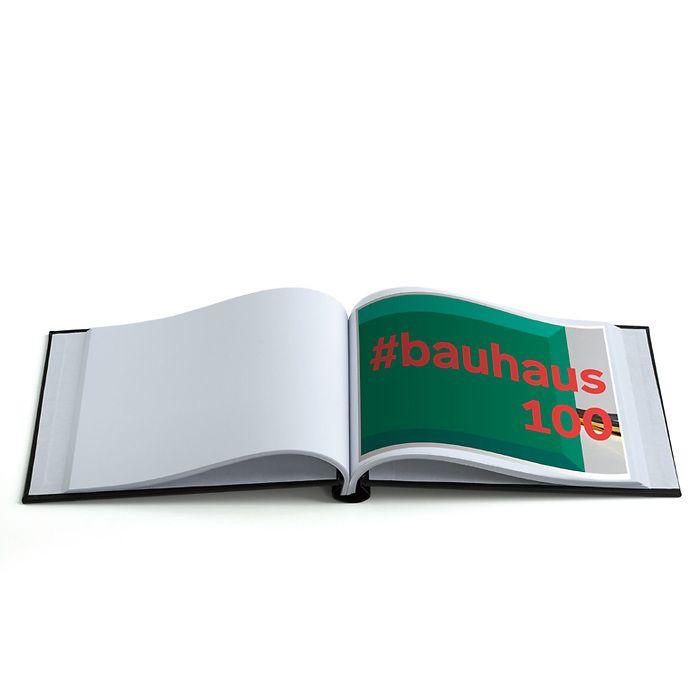 Springback Binder PEKA A4, max. 150 pages, Black, Landscape  format