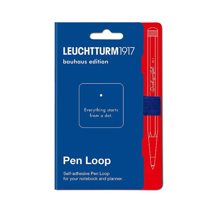 Pen Loop, Royal Blue, 100 Jahre Bauhaus
