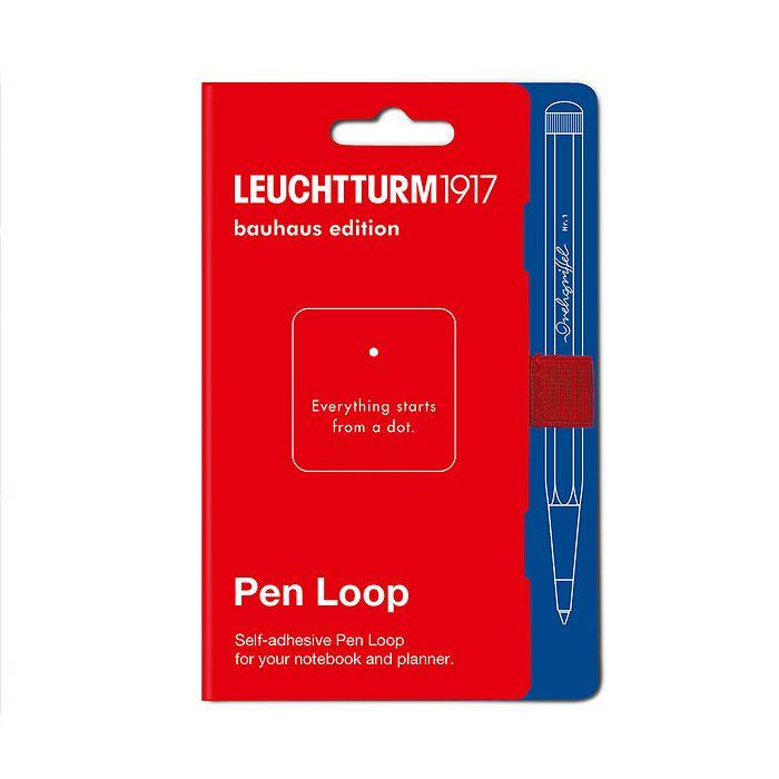 Pen Loop, Red, 100 Jahre Bauhaus