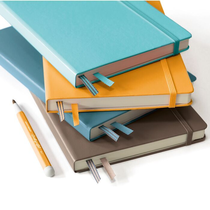 Notebook Hardcover Rising Colours