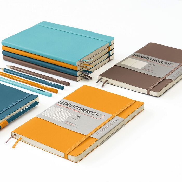 Notebook Softcover Rising Colours